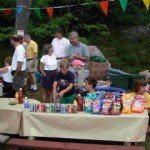 The Refreshment Table